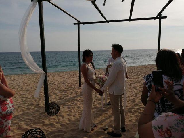 La boda de Estefania y Eustorgio