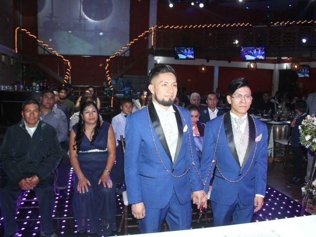 La boda de Jayro y Xavier en Iztapalapa, Ciudad de México 11