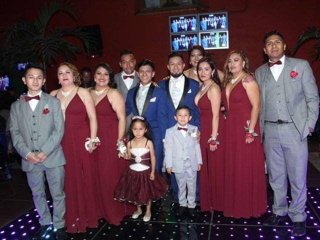 La boda de Jayro y Xavier en Iztapalapa, Ciudad de México 15