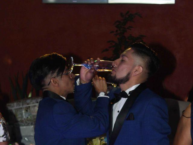 La boda de Jayro y Xavier en Iztapalapa, Ciudad de México 1