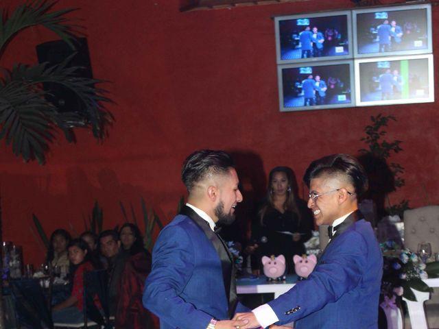 La boda de Jayro y Xavier en Iztapalapa, Ciudad de México 17