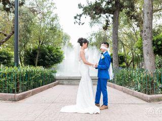 La boda de Angele y Jhonny Alejo 1