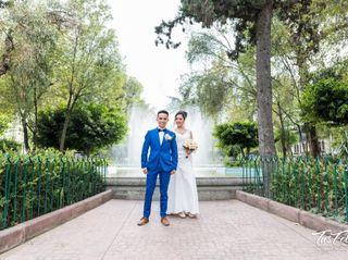 La boda de Angele y Jhonny Alejo