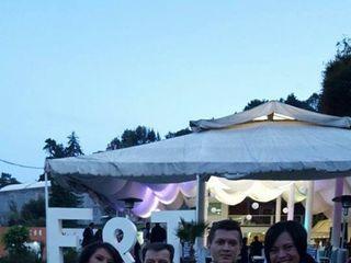La boda de Tania  y Fátima 2