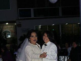 La boda de Tania  y Fátima