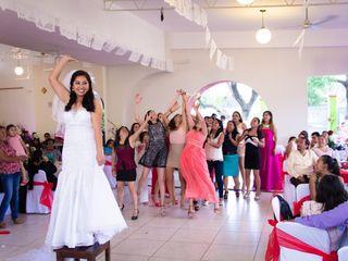La boda de Enrique y Sadi 1