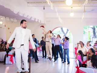 La boda de Enrique y Sadi 2