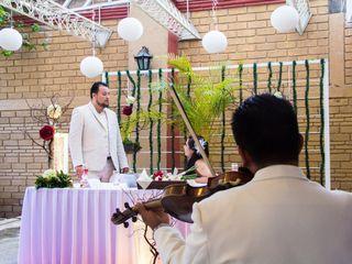 La boda de Enrique y Sadi 3