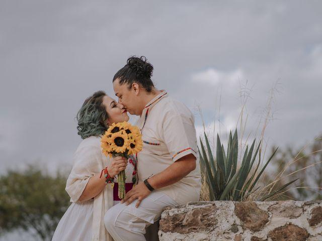 La boda de Dulce y Roy
