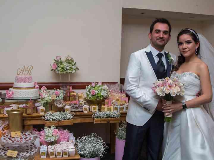 La boda de Alicia y Rafael
