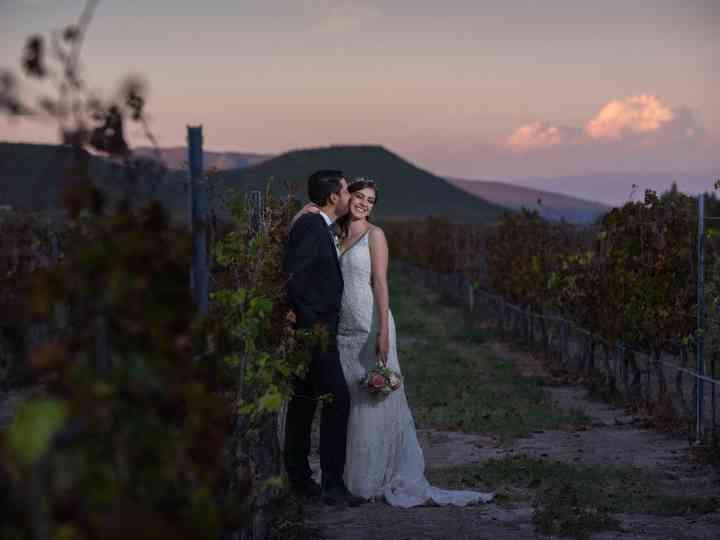 La boda de Paulina y David