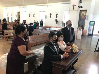 La boda de Nohemi  y Luis