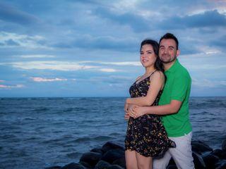 La boda de Alicia y Rafael 1