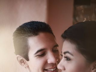 La boda de Lety y Samuel