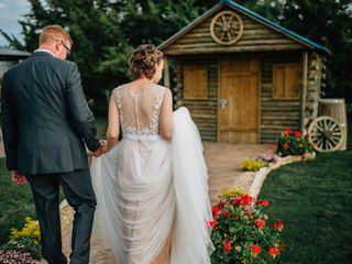 La boda de Jessica y Corny