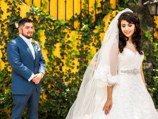 La boda de Danna y Jorge