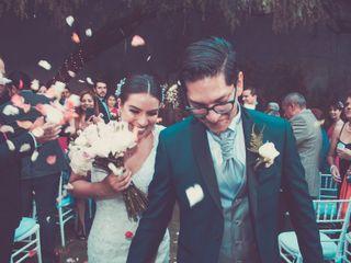 La boda de Jimena y Juan Pablo