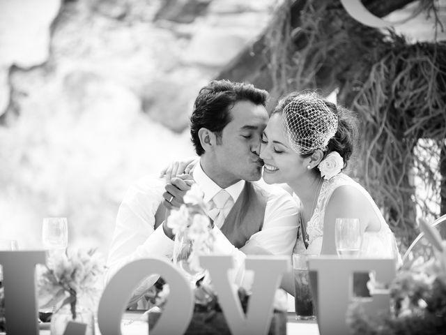 La boda de Jorge y Gaby
