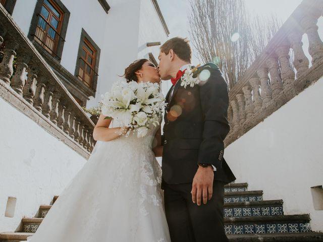 La boda de Lore y Pedro