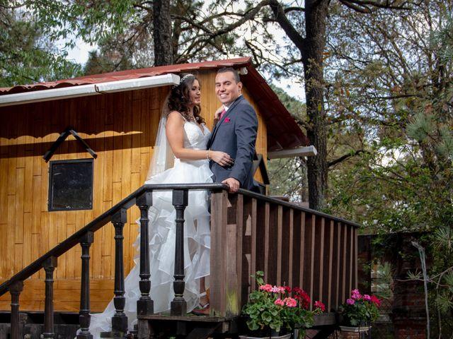 La boda de Marcela y David