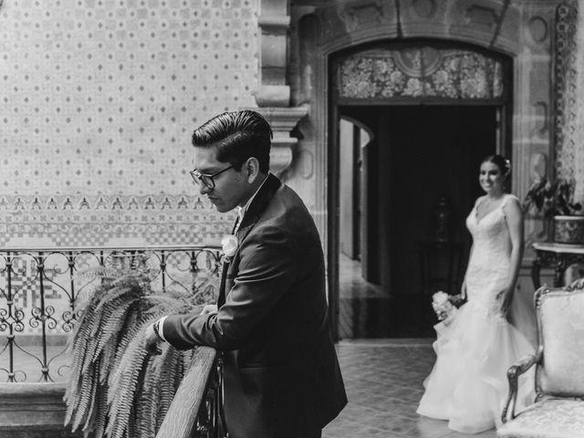 La boda de Juan Pablo y Jimena en Querétaro, Querétaro 2