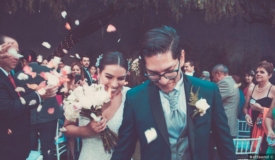 La boda de Juan Pablo y Jimena en Querétaro, Querétaro