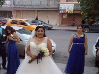 La boda de Montserrat y Adrián 3