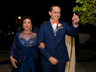 La boda de Mariana y Hugo 1