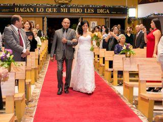 La boda de Mariana y Hugo 2