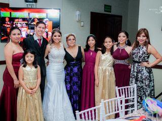 La boda de Viviana y Enrique 1