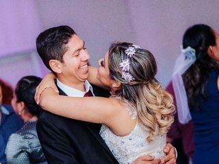 La boda de Viviana y Enrique 2