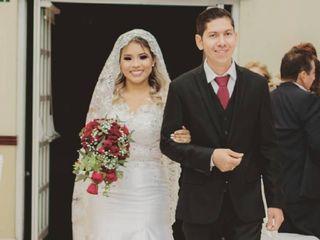La boda de Viviana y Enrique