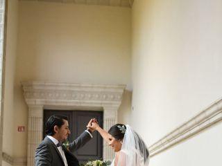 La boda de Mariana  y Adrián  2