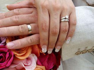 La boda de Eva Luna y Benito 1