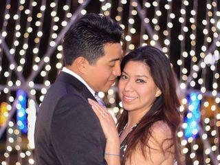 La boda de Monica y Luis