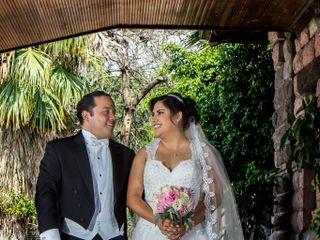 La boda de Faby y Arturo 1