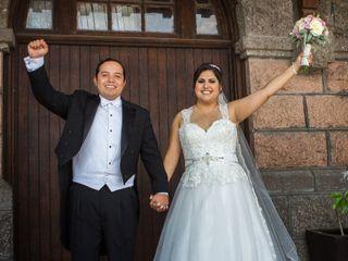 La boda de Faby y Arturo