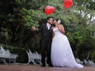 La boda de Kena y Marco 1
