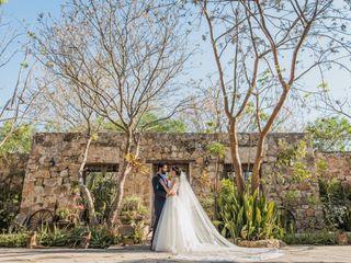 La boda de Mariana  y David 1
