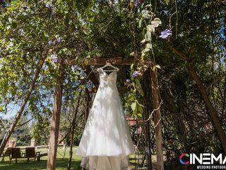La boda de Mariana  y David 2