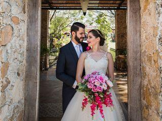 La boda de Mariana  y David