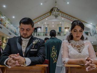 La boda de Maria Viridiana y Cruz Alberto  3