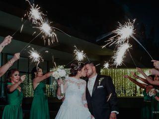 La boda de Maria Viridiana y Cruz Alberto