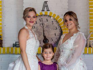 La boda de Miralda y Thalia 1
