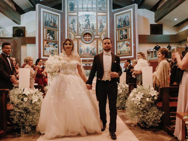 La boda de Miranda y Carlos