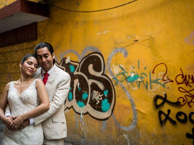 La boda de Gisela y Obed