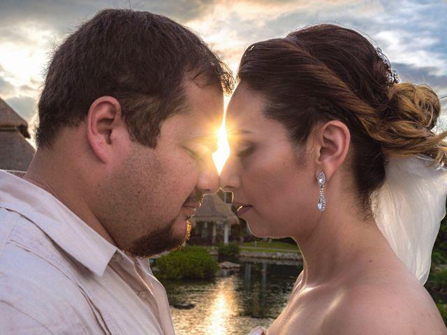 La boda de Eva Luna y Benito