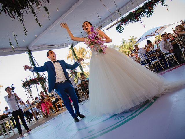 La boda de Mariela y Emmanuel