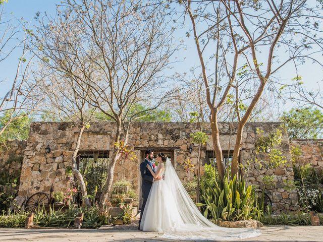 La boda de David y Mariana  en Mérida, Yucatán 1