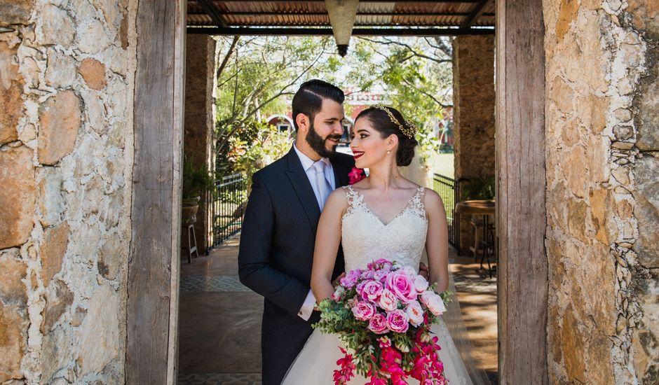 La boda de David y Mariana  en Mérida, Yucatán